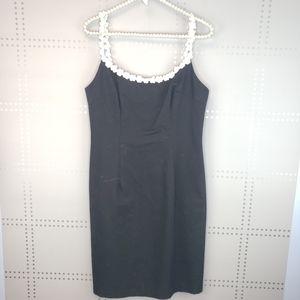 Trina Turk | little black dress